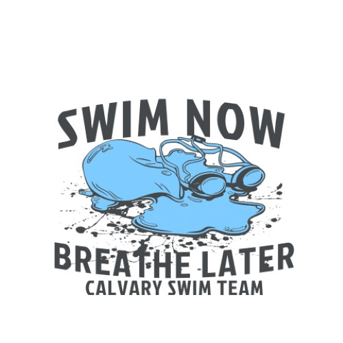 Swim Now, Breathe Later