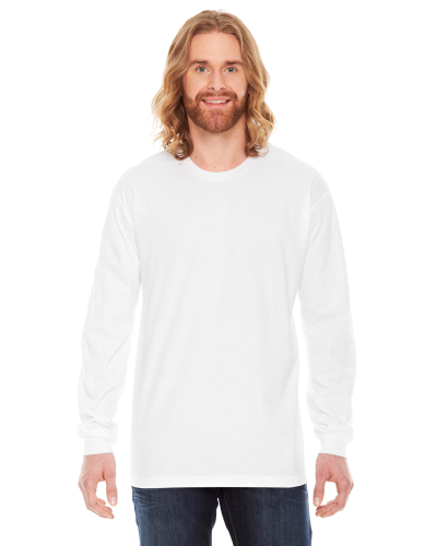Unisex Fine Jersey Long-Sleeve T-Shirt