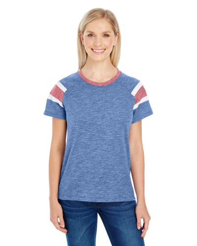 Ladies' Fanatic Short-Sleeve T-Shirt