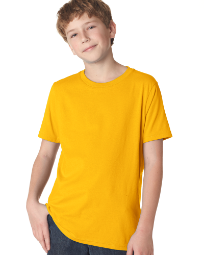 Youth 100% Soft Cotton Crew