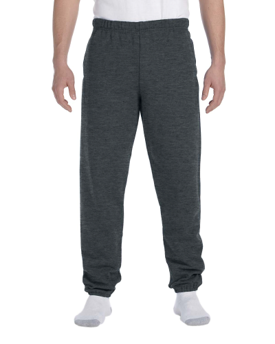 9.5 oz., 50/50 Super Sweats NuBlend Fleece Pocketed Sweatpants