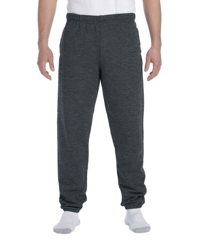 9.5 oz., 50/50 Super Sweats NuBlend Fleece Pocketed Sweatpants