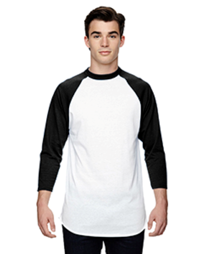 3/4-Sleeve Baseball Jersey