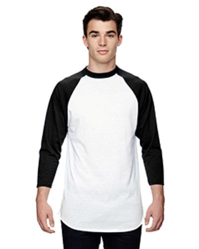 3/4-Sleeve Baseball Jersey