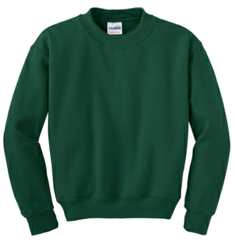 Youth Heavy Blend Crewneck Sweatshirt