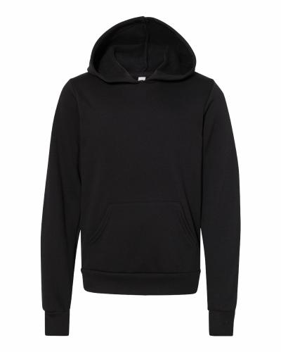 Youth Sponge Fleece Hooded Sweatshirt