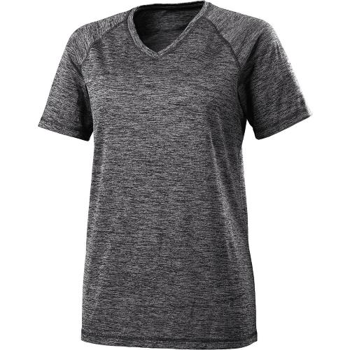 Ladies' Electrify 2.0 Shirt V-Neck S/S