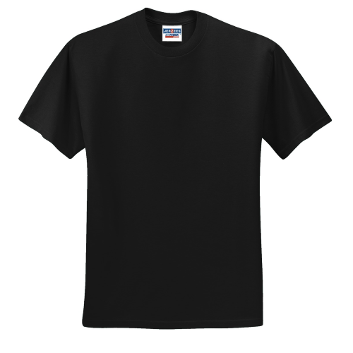 Heavyweight Blend 50/50 Cotton/Poly T-Shirt
