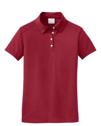 Nike Golf Ladies Dri-FIT Pebble Texture Polo