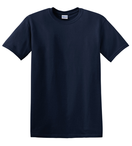 Heavy 100% Cotton T-Shirt