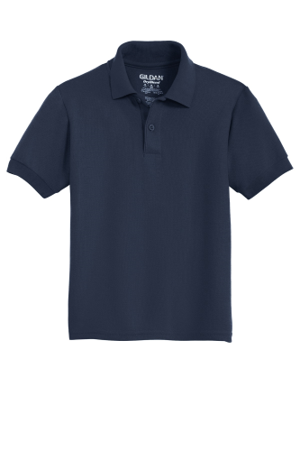 Youth DryBlend 6.5-Ounce Double Pique Sport Shirt