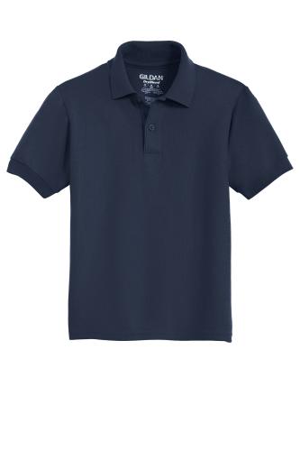 Youth DryBlend 6.5-Ounce Double Pique Sport Shirt