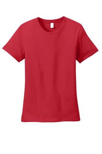 Anvil Ladies 100% Ring Spun Cotton T-Shirt