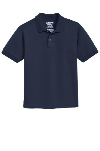 Youth DryBlend 6-Ounce Jersey Knit Sport Shirt