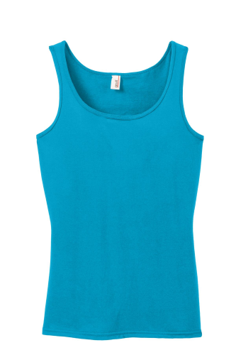Anvil Ladies 100% Ring Spun Cotton Tank Top
