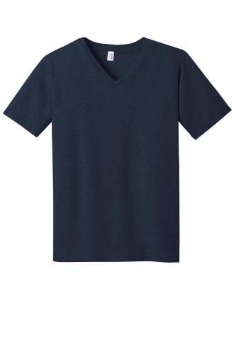 Anvil 100% Ring Spun Cotton V-Neck T-Shirt
