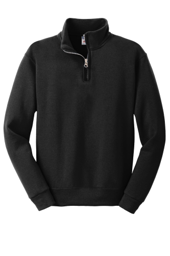 Youth 1/4-Zip Cadet Collar Sweatshirt