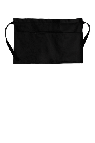 Three-Pocket Waist Apron