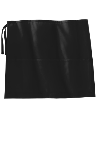 Easy Care Half Bistro Apron with Stain Release