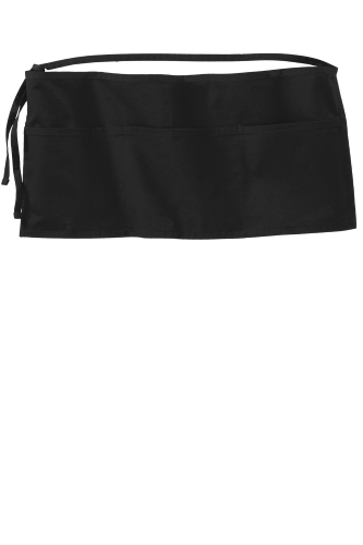 Easy Care Reversible Waist Apron with Stain Release