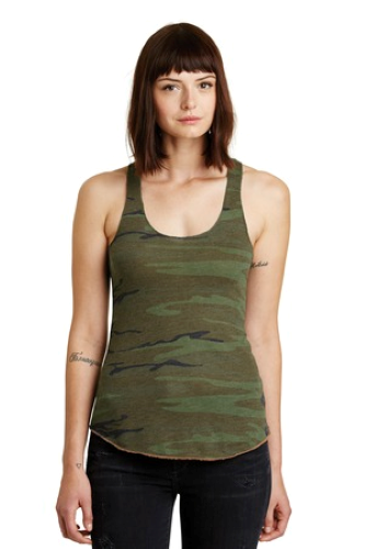 Alternative Meegs Eco-Jersey Racer Tank