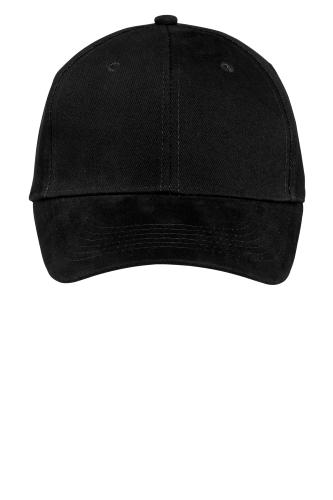 Port & Company Brushed Twill Cap