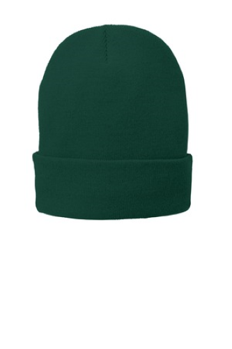 Port & Company Fleece-Lined Knit Cap