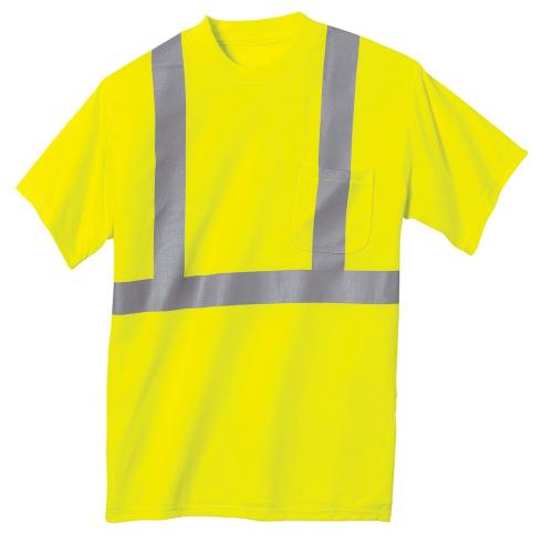 ANSI 107 Class 2 Safety T-Shirt