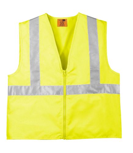 CornerStone ANSI 107 Class 2 Safety Vest