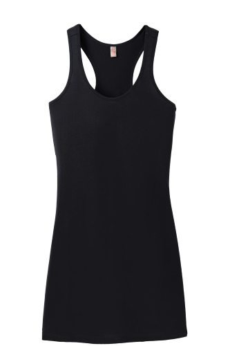 District Made Ladies 60/40 Racerback Dress