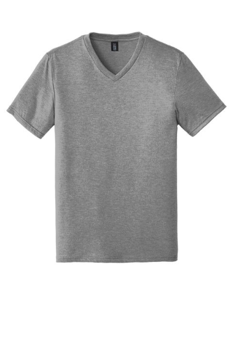 District Made  Mens Perfect Tr V-Neck Tee