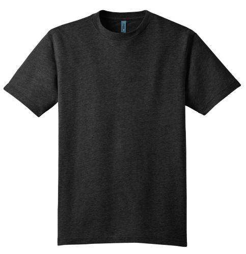 Young Mens Tri-Blend Crew Neck Tee