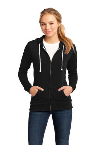 Juniors Core Fleece Full-Zip Hoodie DT290