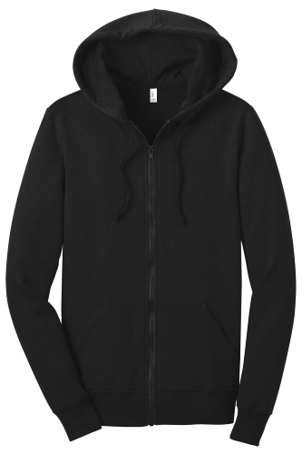 District Juniors The Concert Fleece Full-Zip Hoodie