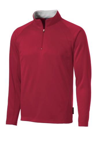 Sport-Wick 1/4-Zip Fleece Pullover