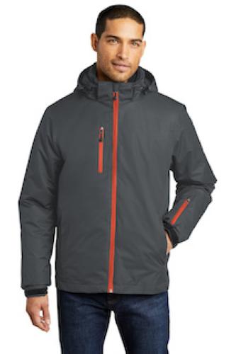 Vortex Waterproof 3-in-1 Jacket