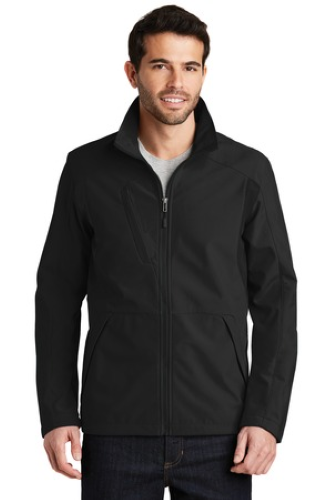Port Authority Back-Block Soft Shell Jacket