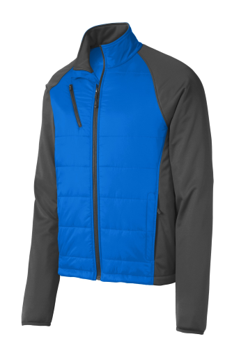 Hybrid Soft Shell Jacket