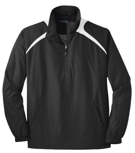 1/2-Zip Wind Shirt