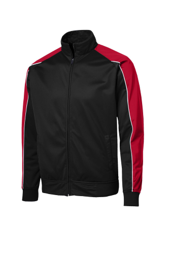 Piped Tricot Track Jacket