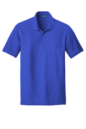 Core Classic Pique Pocket Polo