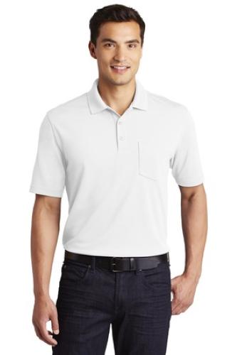 Dry Zone UV Micro-Mesh Pocket Polo