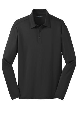 Silk Touch Performance Long Sleeve Polo