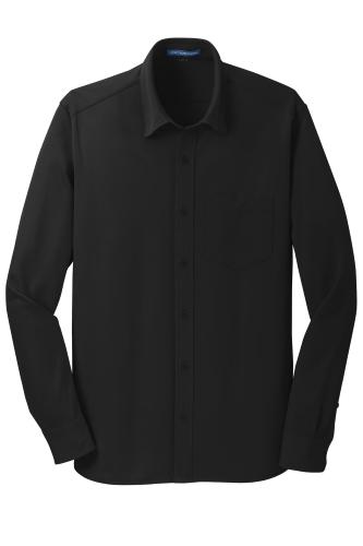 Dimension Knit Dress Shirt
