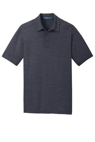 Digi Heather Performance Polo