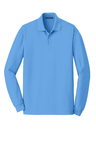 EZCotton Long Sleeve Polo