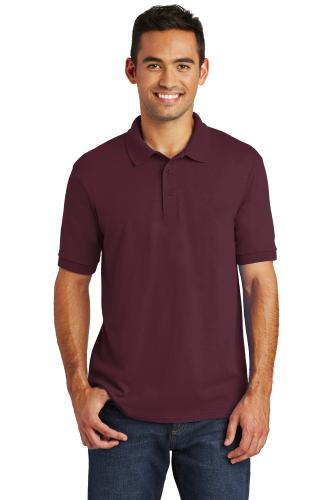 Port & Company 5.5-Ounce Jersey Knit Polo