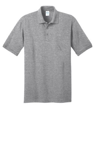 Port & Company 5.5-Ounce Jersey Knit Pocket Polo