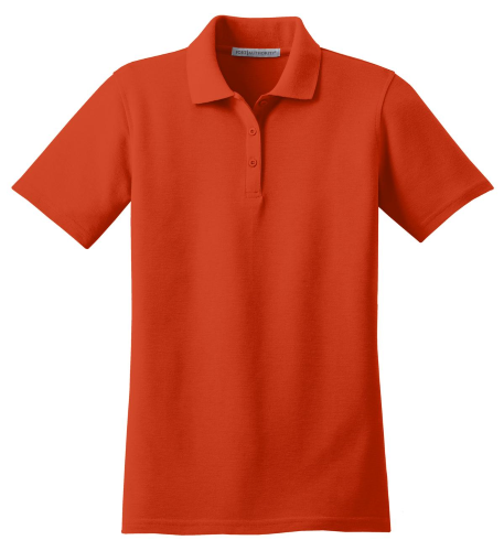 Ladies Stain-Resistant Polo