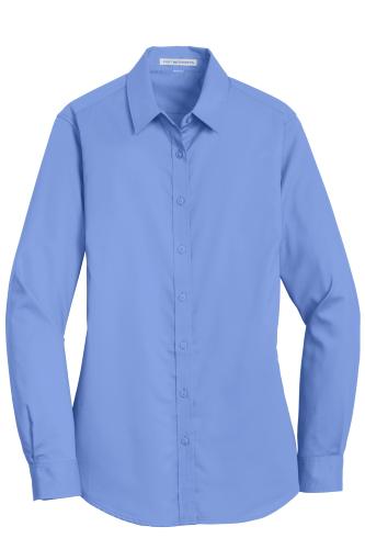 Port Authority Ladies SuperPro Twill Shirt